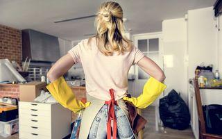 10 trucuri de curăţenie care te vor ajuta să ai o casă impecabilă
