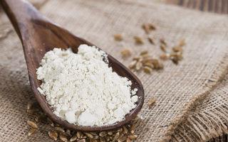 Făina de spelta – Beneficii pentru sănătate