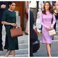 S-a întors roata: Kate Middleton o copiază pe Meghan Markle