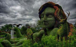 Artă din natură! 10 grădini spectaculoase care te vor impresiona