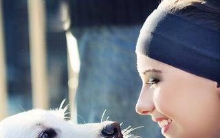 De ce ar trebui să-i zâmbești mai des câinelui tău