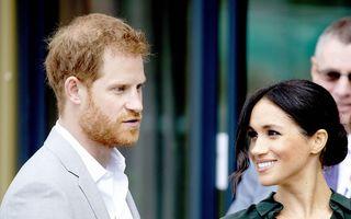 Prinţul Harry şi Meghan Markle așteaptă primul lor copil