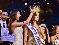 A fost numită Miss Ucraina, dar titlul i-a fost retras pentru că este o mamă divorțată