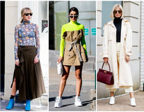 Cum să porți helanca în 2018: 7 idei de styling