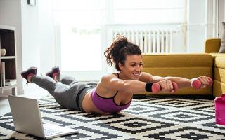 Ce exercițiu arde cele mai multe calorii