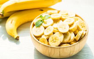 Ce se întâmplă când mănânci banane în fiecare zi?