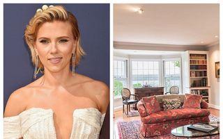 Scarlett Johansson și-a luat casă cu 4 milioane de dolari: Stil clasic și bun gust