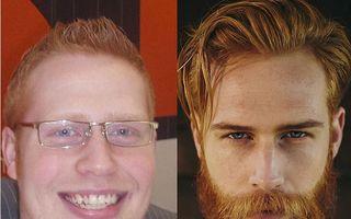 Barba i-a transformat radical! 18 bărbaţi pe care nu îi vei mai recunoaşte