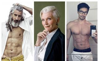 Când timpul poate să aibă răbdare: 15 oameni care arată fantastic la vârsta lor