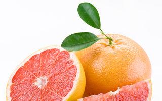 Grepfrutul îți poate afecta tratamentul: interferează cu 53 de medicamente