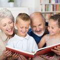 De ce ar trebui să crești copiii lângă bunicii lor