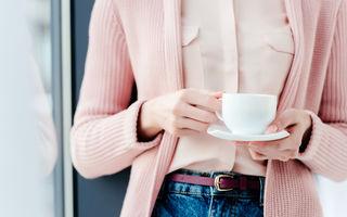 Cum poți scoate petele de cafea sau ceai de pe haine