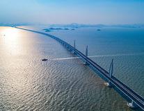 Cel mai lung pod maritim din lume, inaugurat în China - FOTO