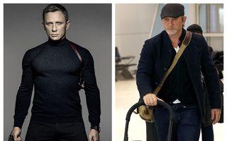 Agentul 007 a dat de greu: Daniel Craig a îmbătrânit după ce a devenit tată