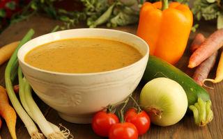 Cum să faci supă de legume fără rețetă