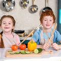 8 reguli pe care să le respecți când gătești pentru copii