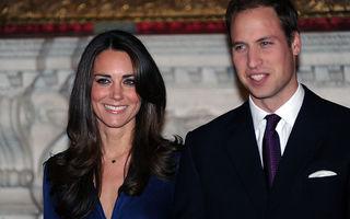 Începutul unei povești minunate de dragoste: 8 ani de când Prințul William a cerut-o în căsătorie pe Kate Middleton
