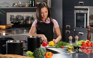 Ce să gătești când ești prea îngrijorată ca să mănânci