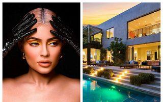 Kylie Jenner și-a luat o casă de vis: 30 de imagini din vila pe care a dat peste 13 milioane de dolari
