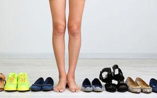 Ce tip de încălțăminte să alegi dacă stai mult în picioare
