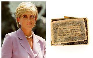 O felie din tortul de nuntă al Prințesei Diana, de vânzare: Cât costă porția