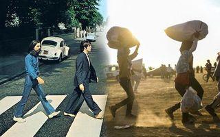 Prinți și cerșetori: 10 imagini care surprind contrastul dintre două lumi