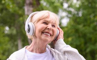 Terapia prin muzică pentru boala Alzheimer: 3 beneficii