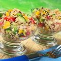 Cum să faci o salată de cereale integrale fără rețetă