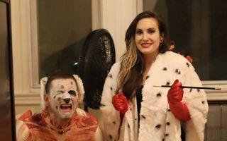 Au spus NU unui Halloween plictisitor. 20 de cupluri extrem de inventive