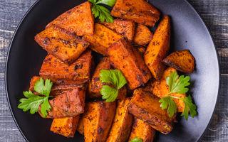 Cum să obții 9 mese din cartofi dulci rumeniți