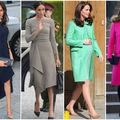 De ce Meghan Markle nu poartă culori deschise precum Kate Middleton