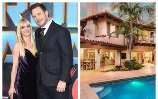 Întâi divorțul, apoi partajul: Chris Pratt și fosta soție își vând casa. Câți bani cer