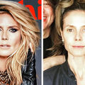 Cum arată vedetele pe copertele revistelor și în realitate: Vezi diferențele din aceste imagini!