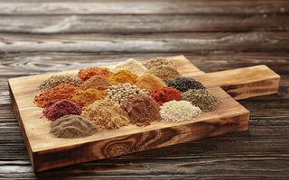 Ce condimente pot înlocui zahărul și sarea?