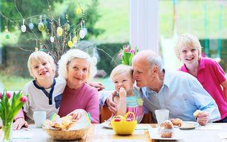 Ar trebui să lași bunicii să aibă grijă de copii?