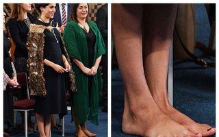 Pasiunea pentru modă are prețul ei: Secretul dureros pe care Meghan Markle n-a reușit să-l ascundă