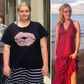 O adolescentă a slăbit 60 de kilograme cu ajutorul Instagram. Acum arată incredibil!