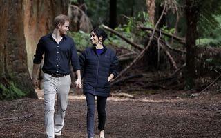 Prințul Harry își pierde părul, dar Meghan Markle îl face să uite de chelie: Cum va arăta la 50 de ani
