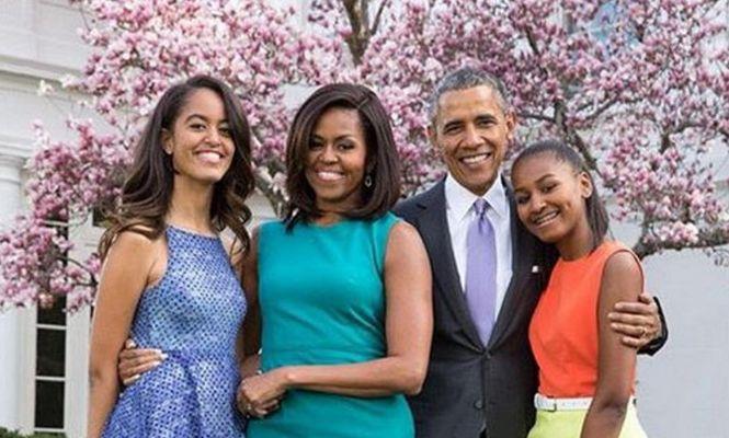 Michelle Obama a dezvăluit că fiicele sale au fost concepute prin fertilizare in vitro