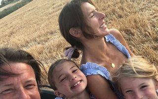 """De ce are Jamie Oliver 5 copii: """"Am încercat să pun frână de câteva ori, dar n-a mers"""""""