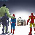 Supereroii strâng rândurile: Spider-Man și Hulk își iau adio de la legendarul Stan Lee