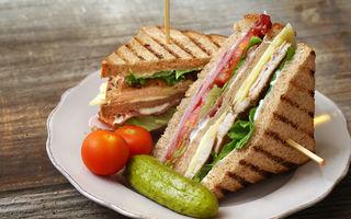 10 ingrediente originale pe care să le pui într-un sandviș