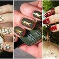 Cele mai frumoase idei de manichiură pentru Crăciun