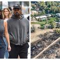 Cum au scăpat Kim Kardashian și Kanye West de dezastru: Și-au angajat echipă privată de pompieri ca să nu le ia foc casa