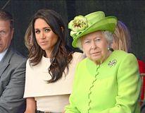 Regina Elisabeta a II-a, nemulțumită de stilul vestimentar al lui Meghan Markle