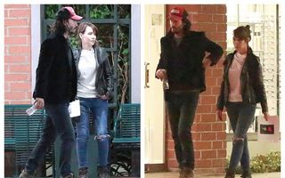 Keanu Reeves, întâlnire cu o femeie drăguță: Doar o prietenă sau mai mult?