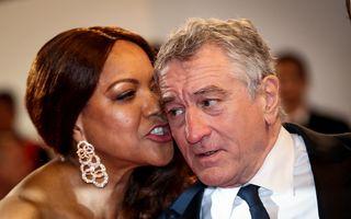 Robert De Niro divorţează după 21 de ani de căsnicie