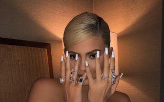 Kylie Jenner, regina unghiilor perfecte. 50 de manichiuri din care să te inspiri