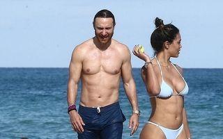 David Guetta e în formă maximă la 51 de ani. Iubita lui cu 27 de ani mai tânără îl motivează