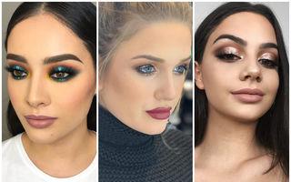 Machiajul cu glitter al ochilor, trendul pe care să-l încerci sezonul acesta